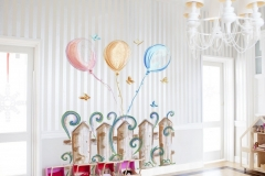 Decorazione Pareti Per Bambini : For kids decorazioni pareti per scuole e camerette paola buccafusca