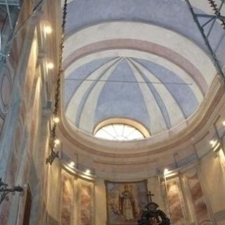 Interno Chiesa Cervesina (PV)