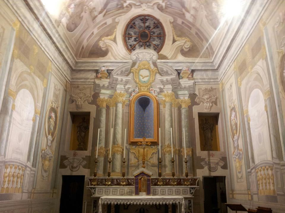 """Chiesa di Santa Maria in Torricella detta """"dei Sacchi"""" a Castel San Giovanni (PC)"""