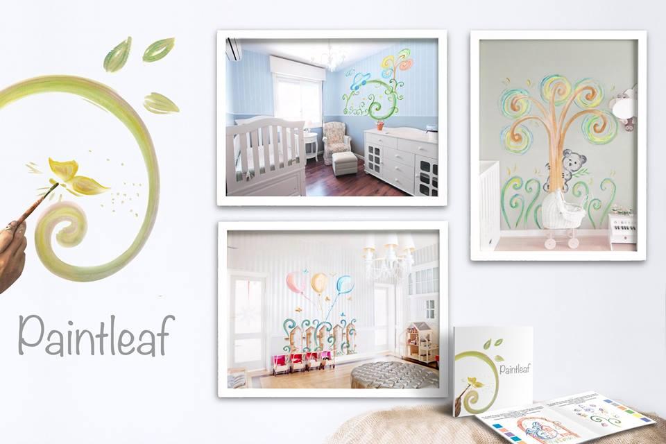 For kids decorazioni pareti per scuole e camerette - Decorazioni murali per bambini ...