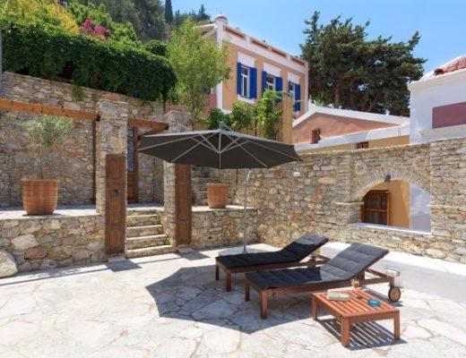Restyling Villa Neoclassica | Abitare in Grecia